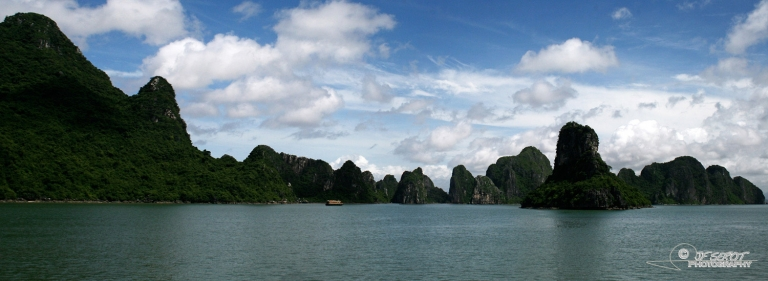 Baie de Ha Long – Viêt Nam