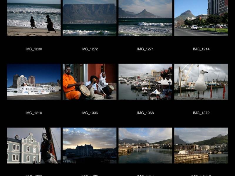 Le Cap – Afrique du Sud