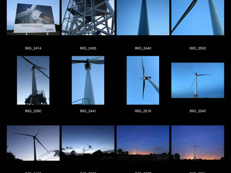 Éolienne offshore Haliade 150
