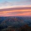 Couché de soleil sur le Grand Canyon – Arizona