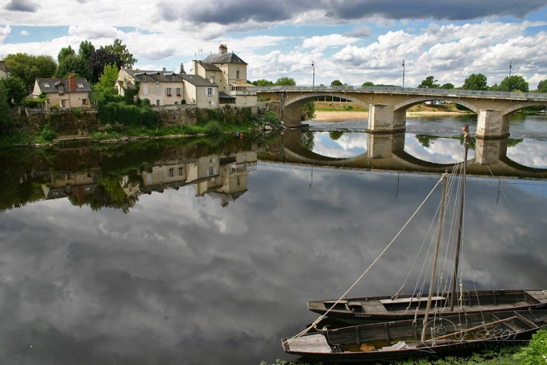 La Loire à Chinon – France