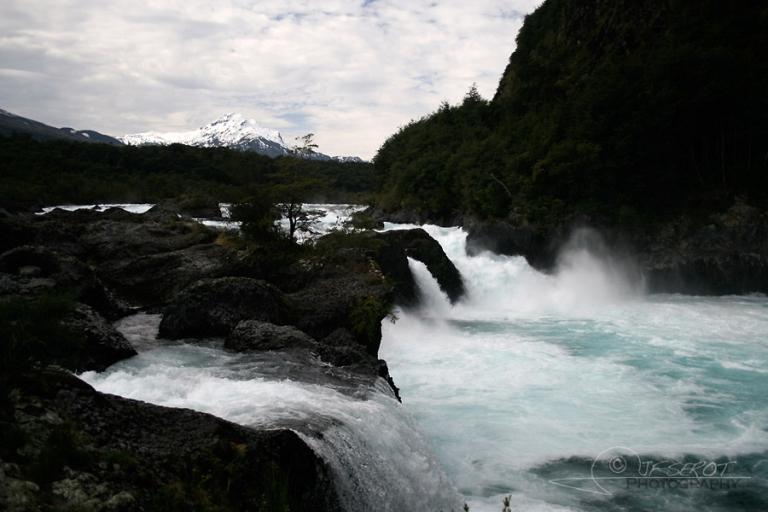 Mont Osorno –  Chili