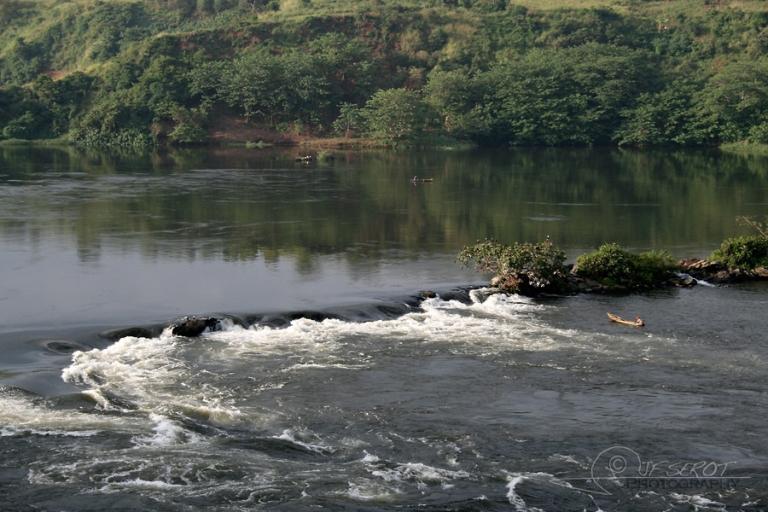 Rapides du Nil – Ouganda