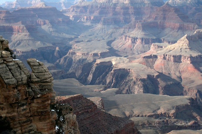 Grand Canyon et le fleuve Colorado – Arizona