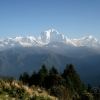 Chaîne de l'Himalaya – Népal