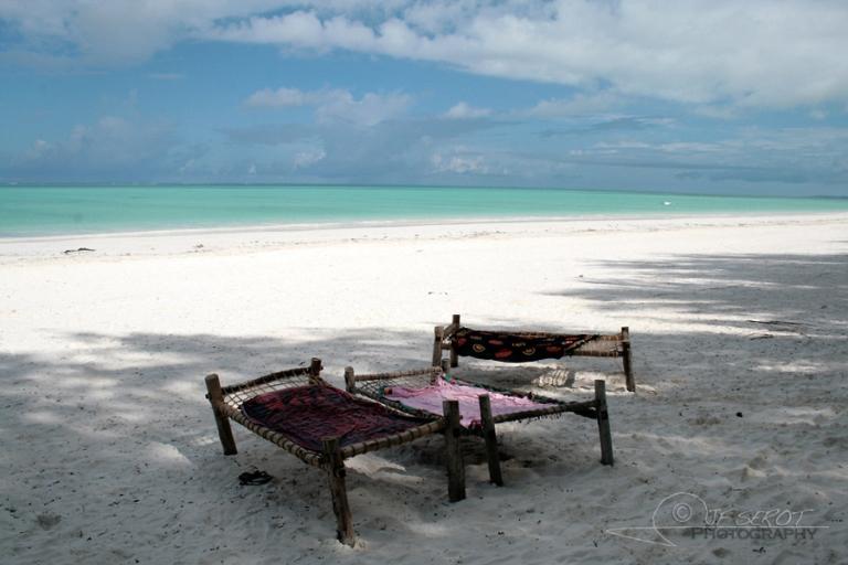 Plage à Zanzibar – Tanzanie