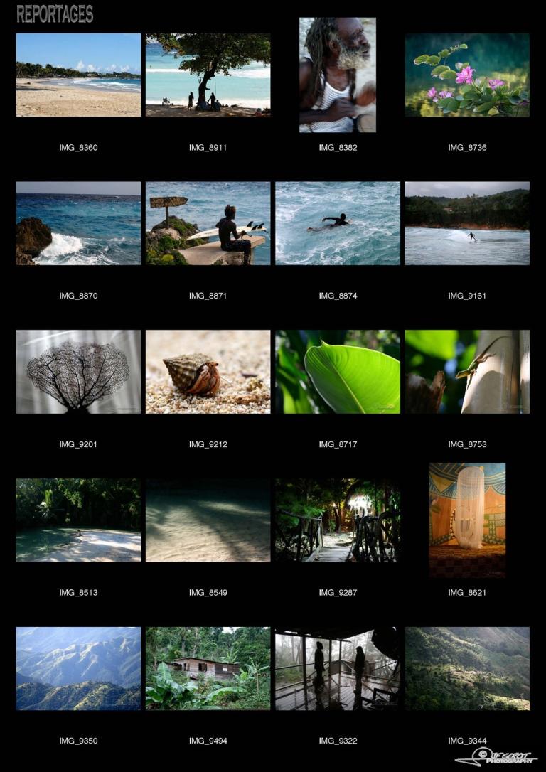 Jamaica, mer des Caraïbes – Jamaïque