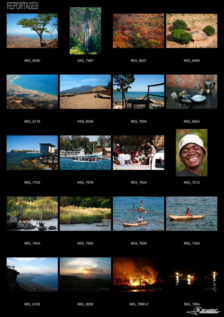 Lac Malawi – Malawi