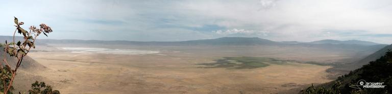 Cratère du Ngorongoro – Tanzanie