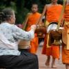 Offrande, Luang Prabang – Laos