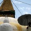 Ombrage spirituel – Népal
