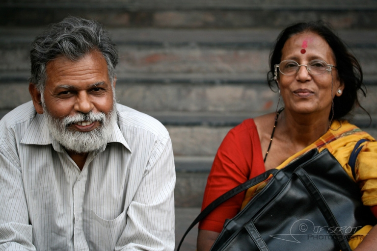 Le couple – Inde