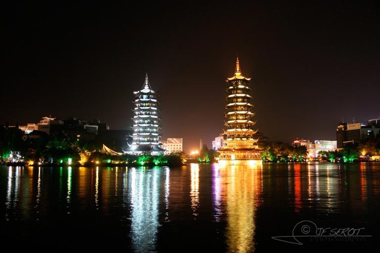 Temple de Guilin – Chine