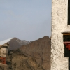 Temples à Leh, Ladakh – Inde