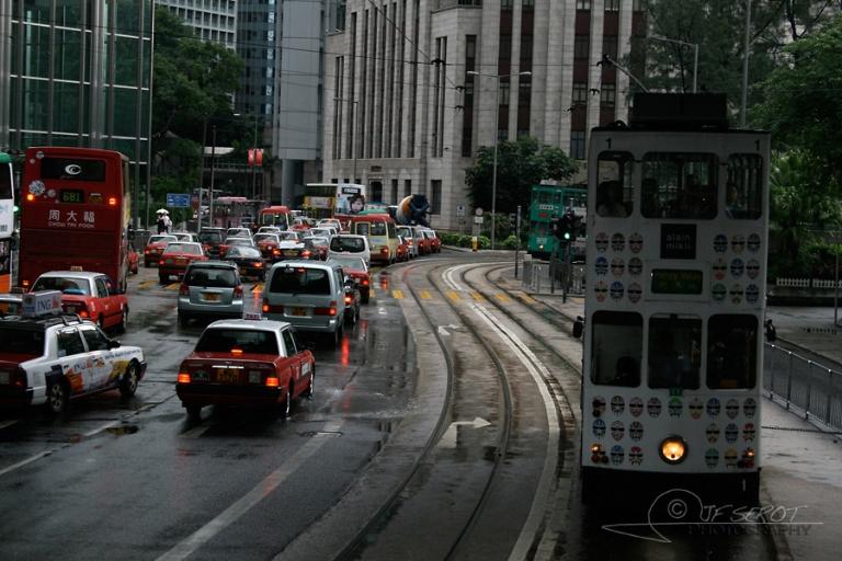 Circuler à Honk Kong – Chine