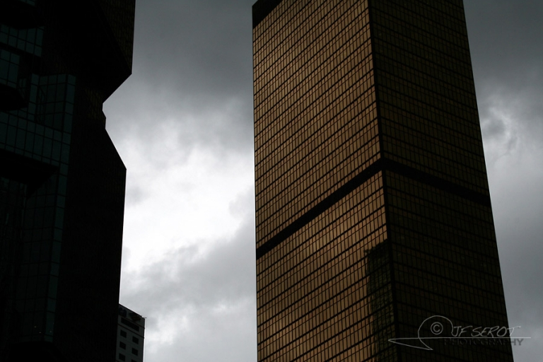 Buildings, Hong Kong – Chine