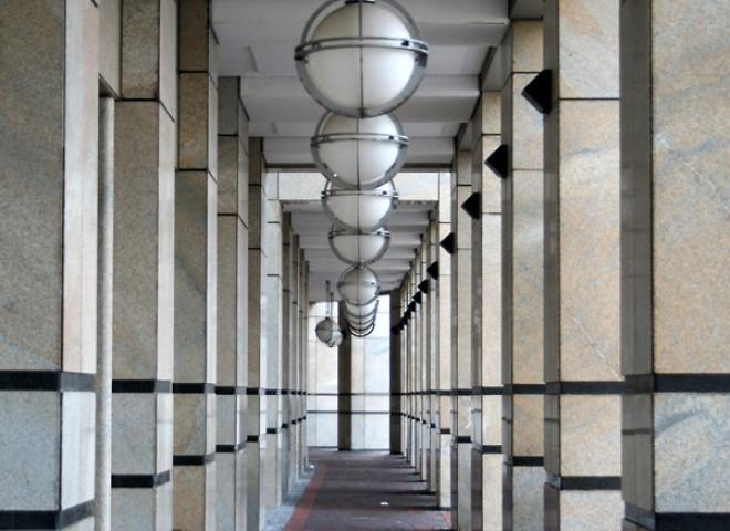 Fuite de lampadaires, Le Cap – Afrique du Sud