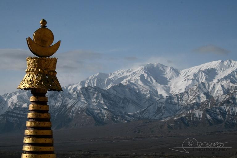 Au sommet, Ladakh – Inde
