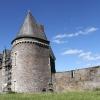 Château de la Motte-Glain – France