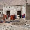 Maison en terre, Leh – Inde