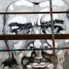 Peinture du Che, Rosario – Argentine