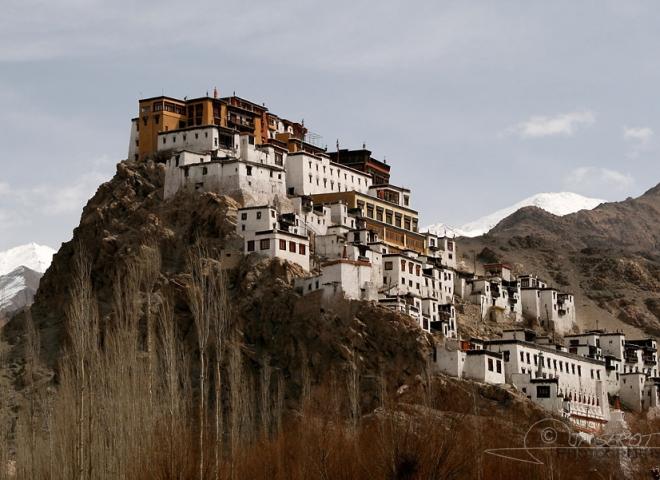 Monastère de Tiksé – Inde