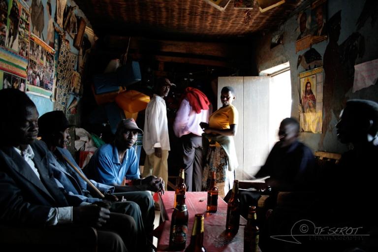 Troquet – Ouganda