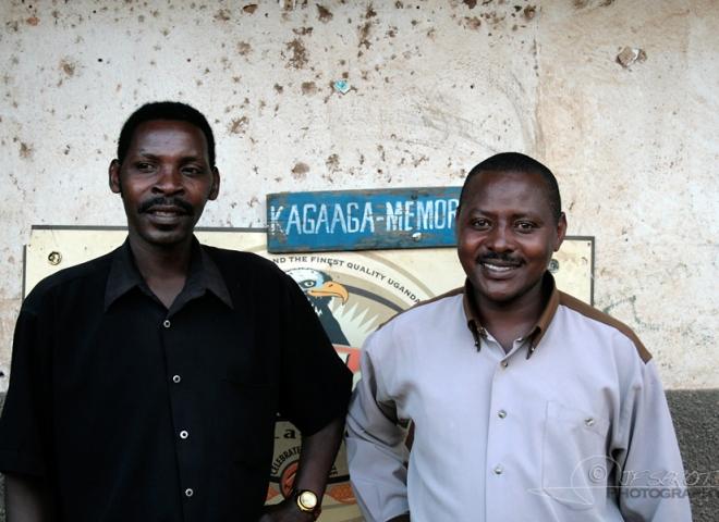 L'ami – Ouganda