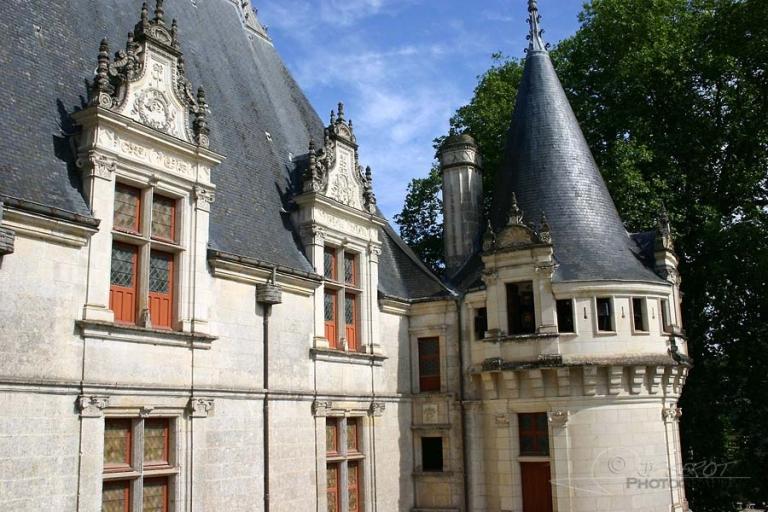 Château d'Azay-le-Rideau – France