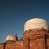 Fort rouge d'Āgrā – Inde