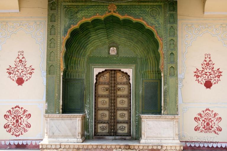 City Palace, Udaipur – Inde