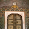 Porte du City Palace – Inde
