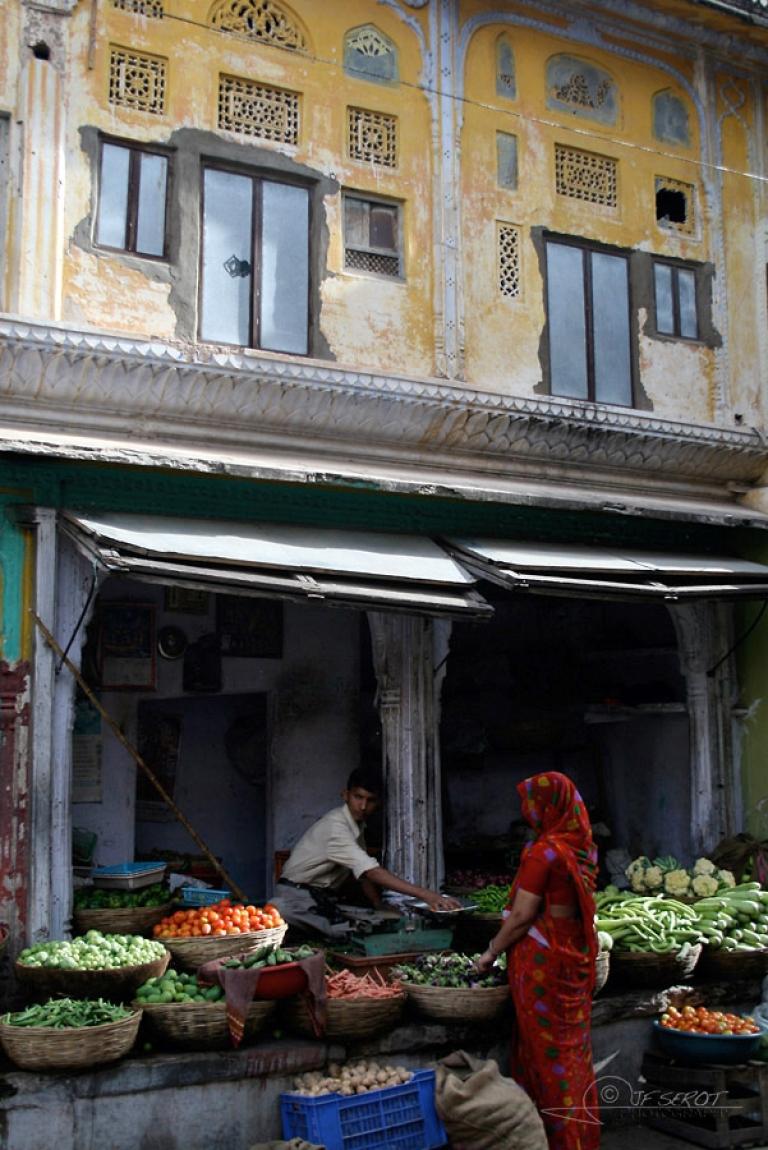 Commerçant – Inde