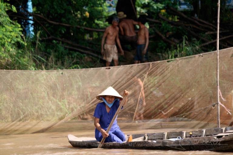 Pêcher – Viêt Nam
