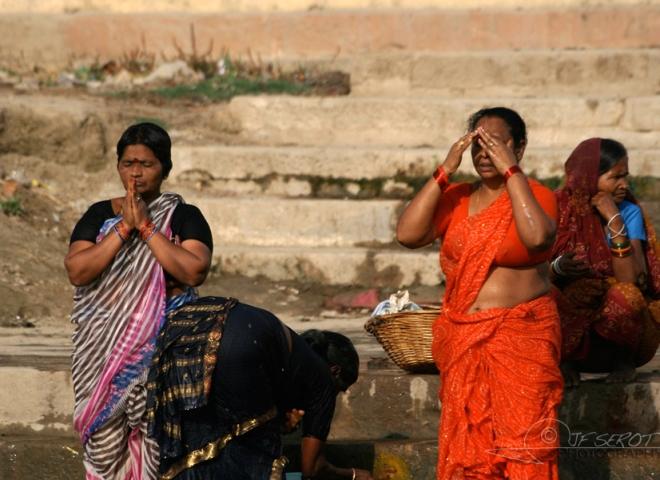 Le Gange, fleuve sacré – Inde