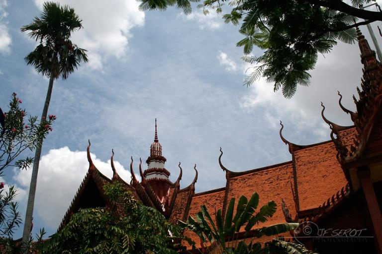 Palais, Phnom Penh – Cambodge