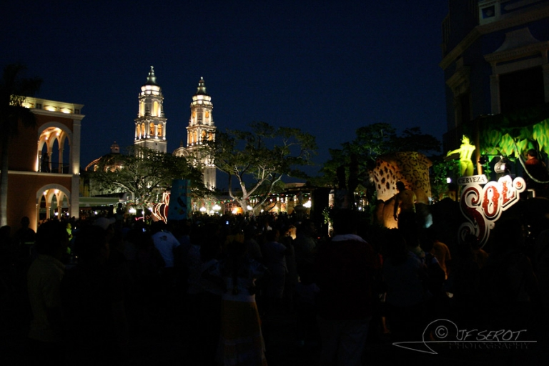 Carnaval de Campeche – Mexique