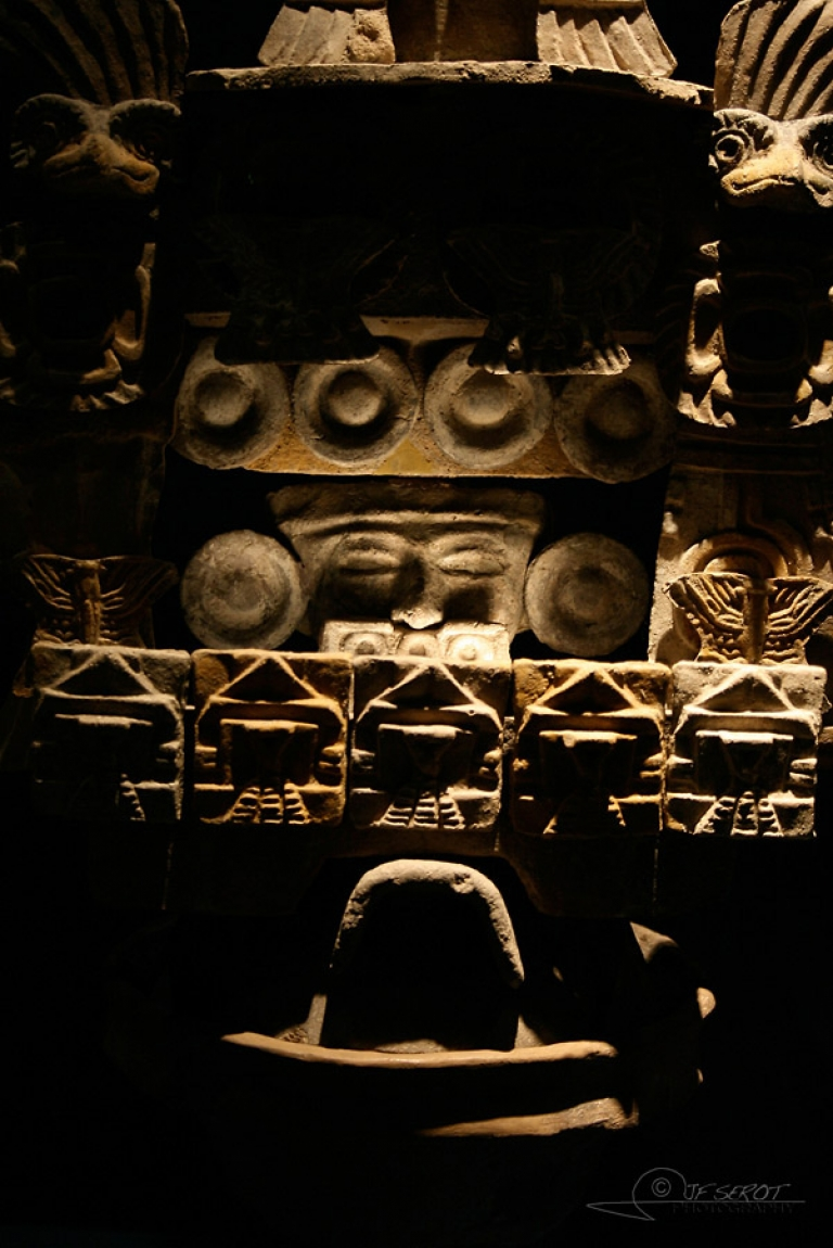 Teotihuacan – Mexique