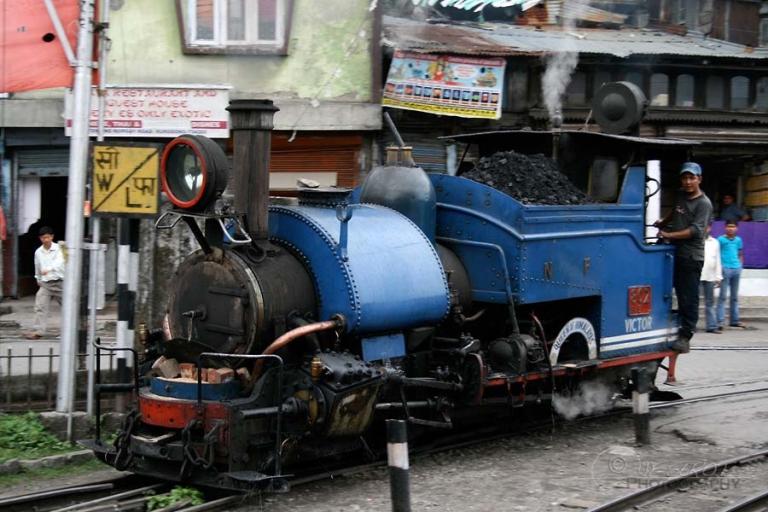 Darjeeling Himalayan Railway – Inde