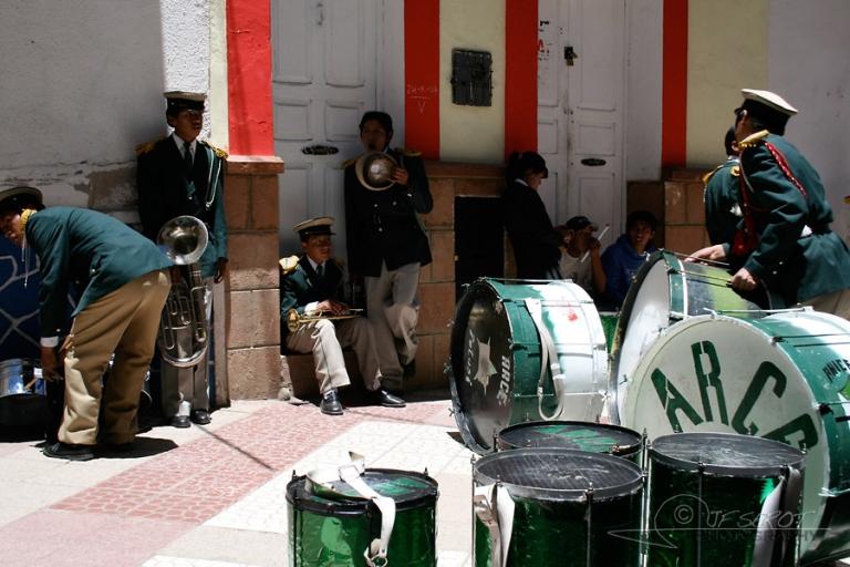 Fanfare – Bolivie