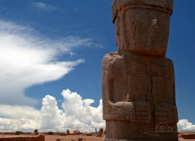 La Cité du Soleil de Tiahuanaco – Bolivie