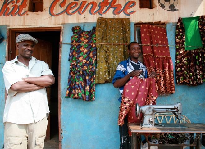 Rapide couture – Zambie