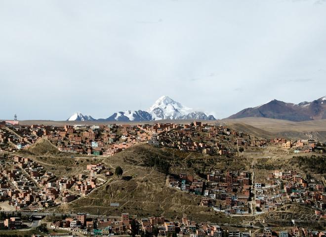 La Paz – Bolivie