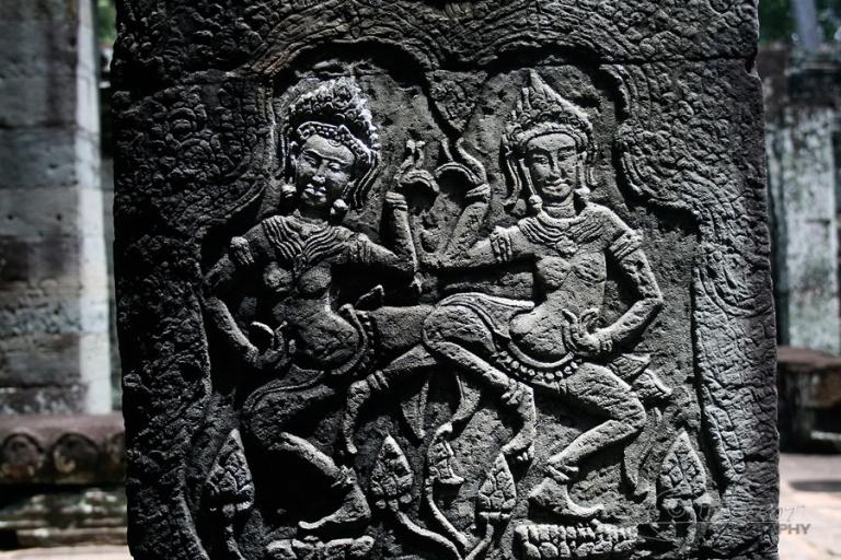 Les ruines d'Angkor – Cambodge