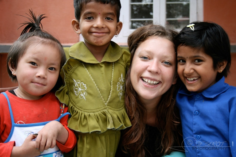 Ame d'enfant – Népal