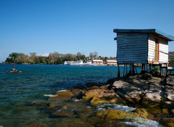 Rive du lac Malawi – Malawi