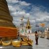 Prier du toit de Bangkok – Thaïlande