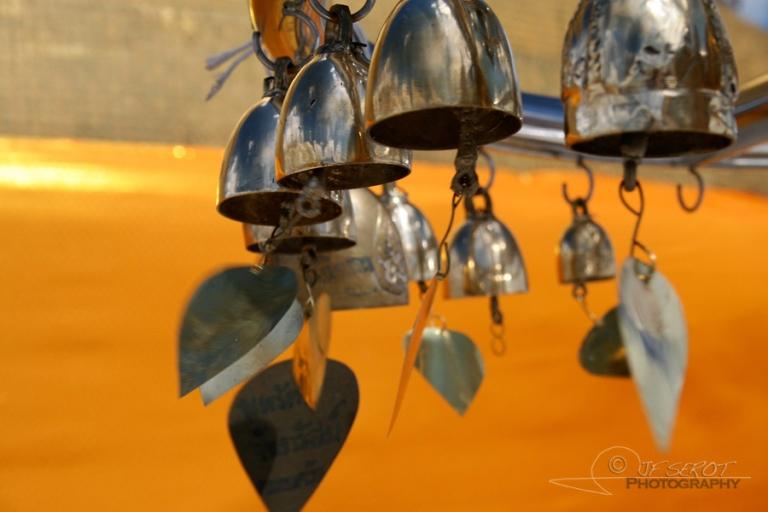 Cloches bouddhistes, Bangkok – Thaïlande