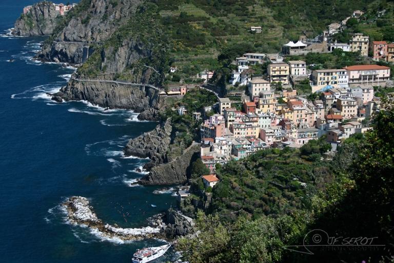 Riomaggiore, Cinque Terre – Italie