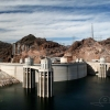 Barrage Hoover au lac Mead, Las Vegas –  Nevada